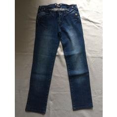 Jeans droit Morgan  pas cher