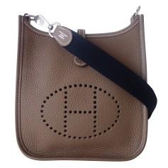 Lederhandtasche Hermès Evelyne