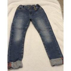 Jeans droit Pick Ouic  pas cher