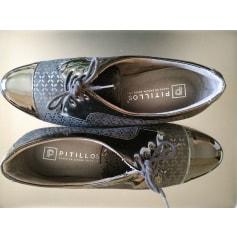 Chaussures à lacets  Pitillos  pas cher