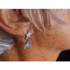 Boucles d'oreille Thierry Mugler  pas cher