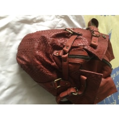 Lederhandtasche Abaco