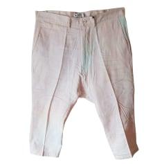 Pantalon large Y-3  pas cher