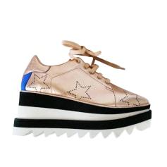 Chaussures à lacets  Stella Mccartney  pas cher