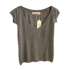 Top, tee-shirt Marni  pas cher