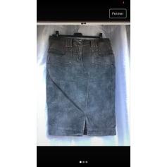Jupe courte Trussardi Jeans  pas cher