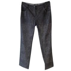 Straight Leg Pants Chanel
