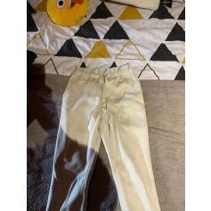 Pantalon carotte Kiabi  pas cher