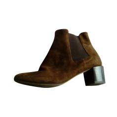 Bottines & low boots à talons Vanessa Bruno  pas cher