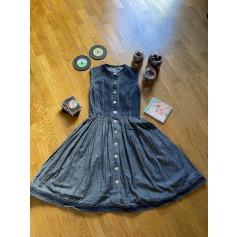 Robe en jeans Fendissime  pas cher
