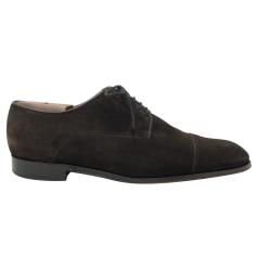 Chaussures à lacets Suitsupply  pas cher