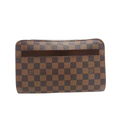 Sac pochette en tissu Louis Vuitton  pas cher