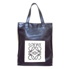 Ledertasche groß Loewe