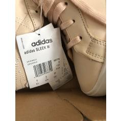 Chaussures à lacets  Adidas  pas cher