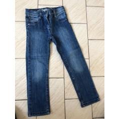 Jeans droit In Extenso  pas cher