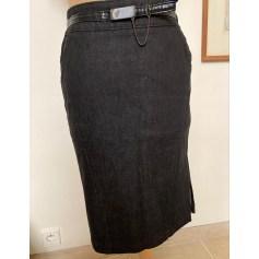 Jupe mi-longue Trussardi Jeans  pas cher