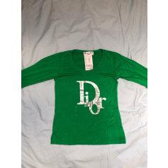 Top, tee-shirt Dior  pas cher
