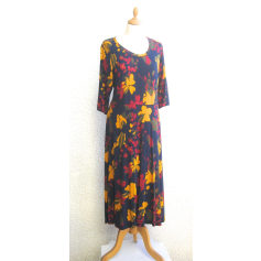 Robe mi-longue sustainable collection  pas cher