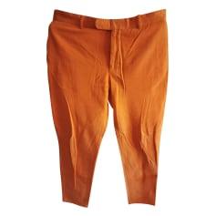 Pantalon slim Vicomte A.  pas cher