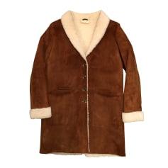 Leather Coat Ba&sh