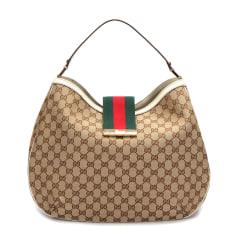 Schultertasche Stoff Gucci