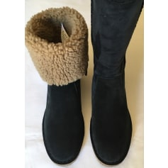 High Heel Ankle Boots UGG