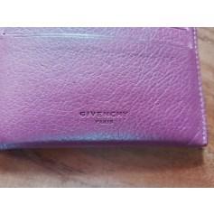 Porte-cartes Givenchy  pas cher