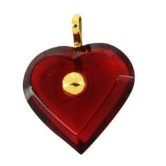 Pendentif, collier pendentif Baccarat  pas cher