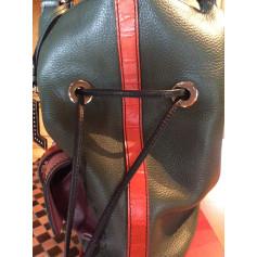 Leather Shoulder Bag Lancel Premier Flirt