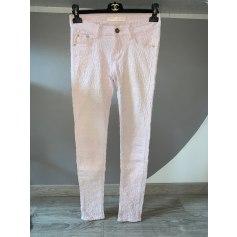 Pantalon slim, cigarette R Display  pas cher