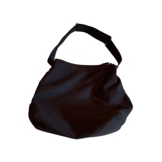 Leather Oversize Bag Yohji Yamamoto