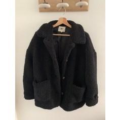Manteau en fourrure MKT  pas cher