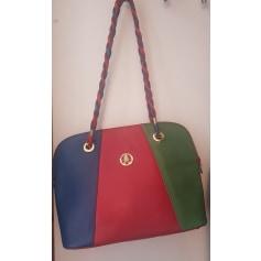 Lederhandtasche Pourchet