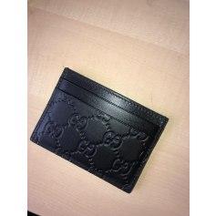 Porte-cartes Gucci  pas cher