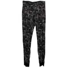 Pantalon slim, cigarette Jean Paul Gaultier  pas cher