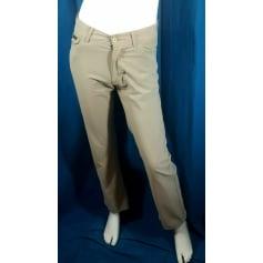 Straight Leg Pants Izac