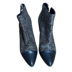 High Heel Ankle Boots Lanvin