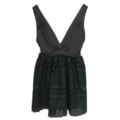 Rückenfreies Kleid Sandro