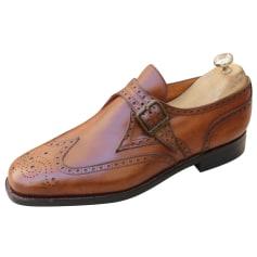 Chaussures à boucles JM Weston  pas cher