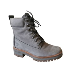 Flat Ankle Boots Timberland