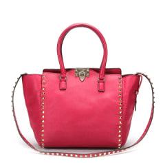 Lederhandtasche Valentino