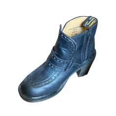 Bottines & low boots à talons Dr. Martens  pas cher