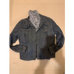 Denim Zipped Jacket Chevignon