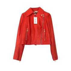 Leather Jacket Kenzo