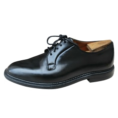 Chaussures à lacets Alden  pas cher