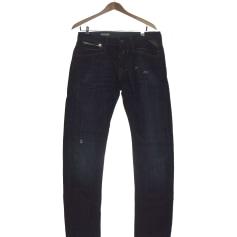 Pantalon droit Replay  pas cher