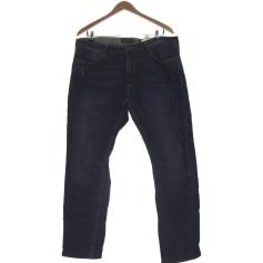 Straight Leg Jeans Massimo Dutti
