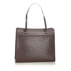 Leather Shoulder Bag Louis Vuitton