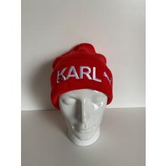Bonnet Karl Lagerfeld  pas cher