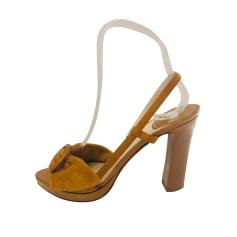 Sandali con tacchi Dior